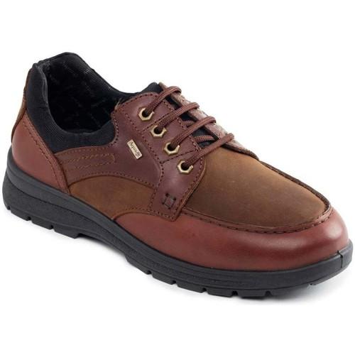 Shoes Men Derby Shoes Padders Trail Mens Waterproof Shoes brown
