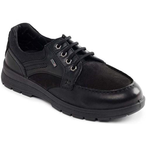 Shoes Men Derby Shoes Padders Trail Mens Waterproof Shoes black