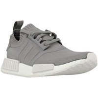 Shoes Women Low top trainers adidas Originals NMDR1 W PK Grey