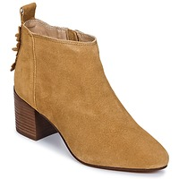 Shoes Women Ankle boots Esprit CANDY BOOTIE Camel