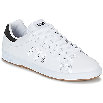 Shoes Men Low top trainers Etnies CALLICUT LS White
