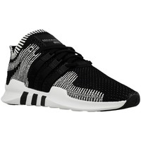 Shoes Men Low top trainers adidas Originals Eqt Support Adv PK White-Black