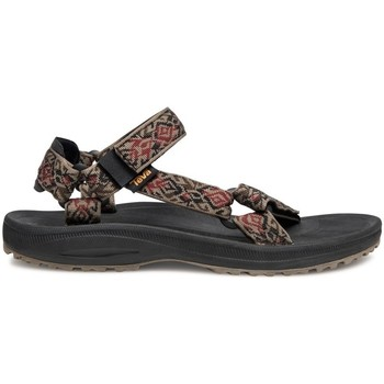 Shoes Men Sandals Teva Winsted Brown-Black