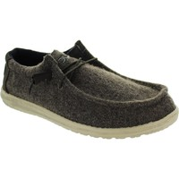 Shoes Men Derby Shoes Hey Dude Wally WL Taupe