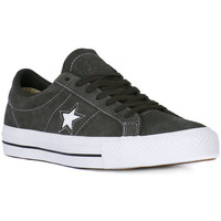 Shoes Men Low top trainers Converse ONE STAR PRO OX Nero