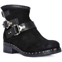 Shoes Women Ankle boots Juice Shoes TACCO BLACK Nero
