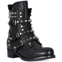 Shoes Women Mid boots Juice Shoes TACCO BLACK Nero