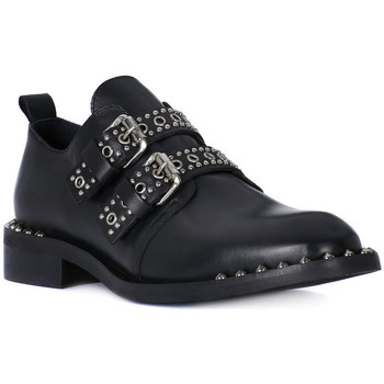 Shoes Women Derby Shoes Juice Shoes TACCO BLACK Nero