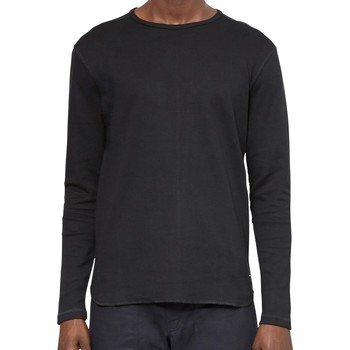 Clothing Men jumpers Only & Sons Herluf Curved O - Neck Black