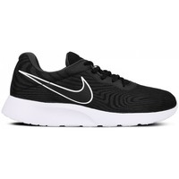Shoes Men Low top trainers Nike Tanjun Premium Black