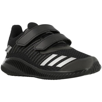 Shoes Children Low top trainers adidas Originals Fortarun CF K Black