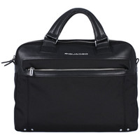 Bags Men Briefcases Piquadro CARTELLA PORT APC Nero