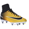 Shoes Men Football shoes Nike MERCURIAL VICTORY VI DF FG Arancione