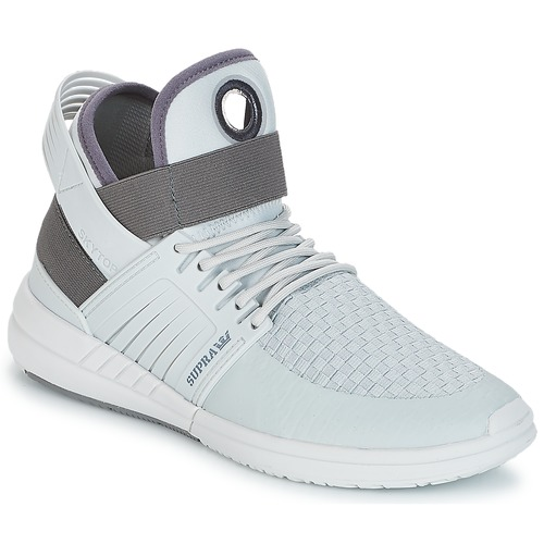 Shoes Hi top trainers Supra SKYTOP V Grey