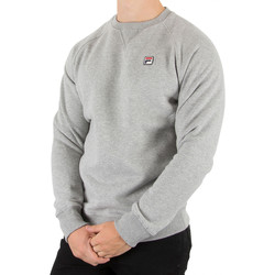 Clothing Men jumpers Fila Vintage Men's Filippo Sweatshirt, Grey grey