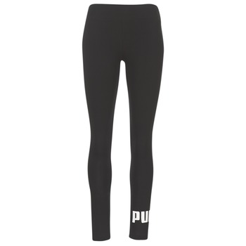 Clothing Women leggings Puma ESS NO.1 LEGGINGS W Black