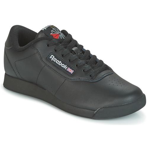 Shoes Women Low top trainers Reebok Classic PRINCESS Black