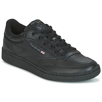 Shoes Men Low top trainers Reebok Classic CLUB C 85 Black