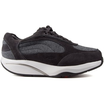 Shoes Women Low top trainers Mbt MALIZA W CHARCOAL