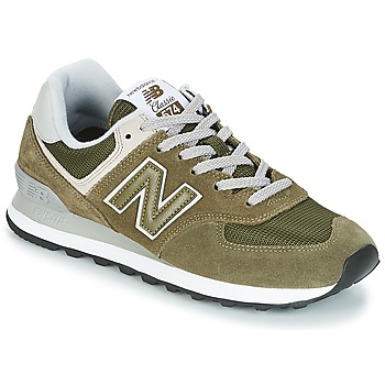 Shoes Low top trainers New Balance ML574 Olive