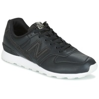 Shoes Women Low top trainers New Balance WR996 Black