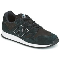 Shoes Women Low top trainers New Balance WL520 Black