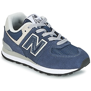 New Balance  574  boys\'s Children\'s Shoes (Trainers) in Blue