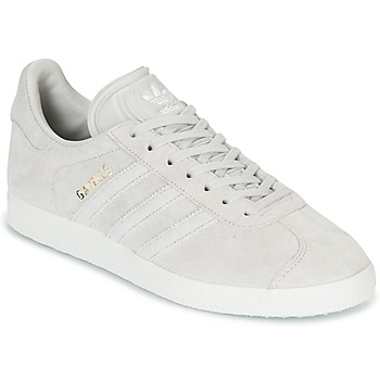 Shoes Women Low top trainers adidas Originals GAZELLE W Grey