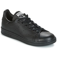 Shoes Children Low top trainers adidas Originals STAN SMITH J Black