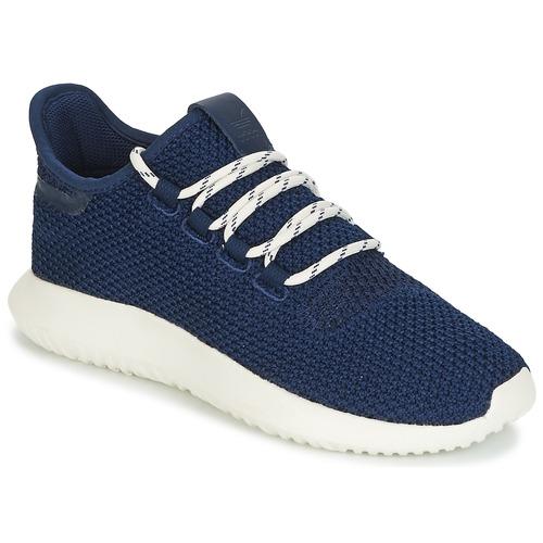 Shoes Children Low top trainers adidas Originals TUBULAR SHADOW J Blue
