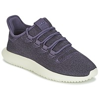 Shoes Women Low top trainers adidas Originals TUBULAR SHADOW W Purple