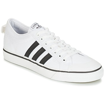 Shoes Low top trainers adidas Originals NIZZA White