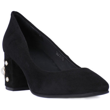 Shoes Women Heels Elvio Zanon FRANCESINA NAPLAK Nero