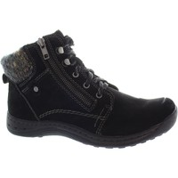 Shoes Women Mid boots Earth Spirit Denver Black