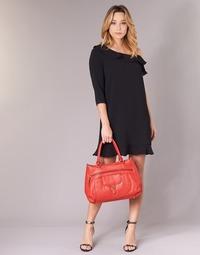 Clothing Women Short Dresses Betty London INITTE Black