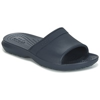 Shoes Boy Tap-dancing Crocs CLASSIC SLIDE K Marine