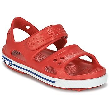 Shoes Children Sandals Crocs CROCBAND II SANDAL PS Red
