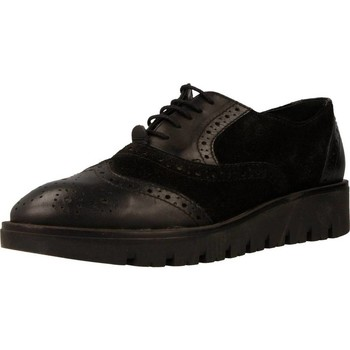 Shoes Women Derby Shoes Xicc Shoes EX201 Black