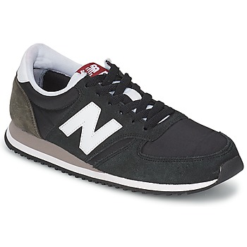 Shoes Low top trainers New Balance U420 Black