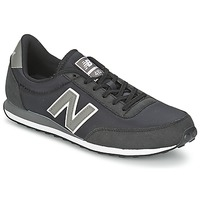 Shoes Low top trainers New Balance U410 Black / Grey