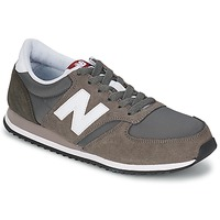 Shoes Low top trainers New Balance U420 Grey / White