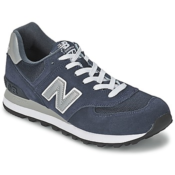 Shoes Low top trainers New Balance M574 Navy