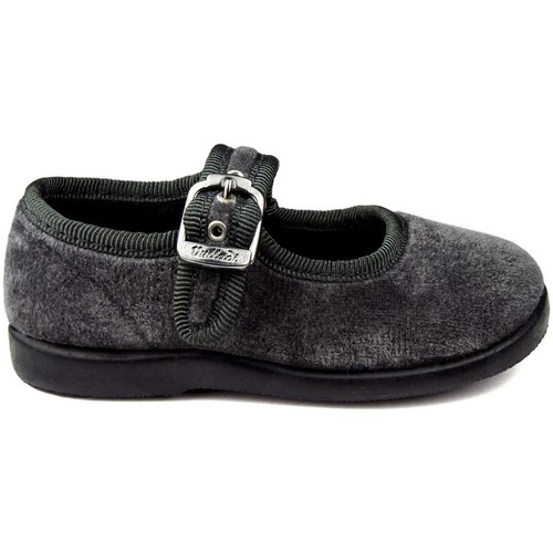Shoes Children Flat shoes Vulladi comfortable shoe girl GRIS