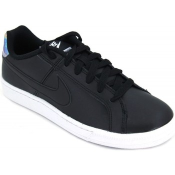 Shoes Women Low top trainers Nike WMNS Court Royale 749867 Women´s Sneakers black