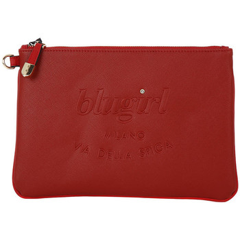 Bags Women Pouches / Clutches Blugirl BORSA ROSSO Rosso