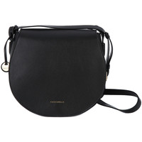 Bags Women Messenger bags Coccinelle 001 CLEMENTINE SOFT Nero