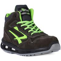 Shoes Men Hi top trainers U Power HUMMER S3 SRC Multicolore