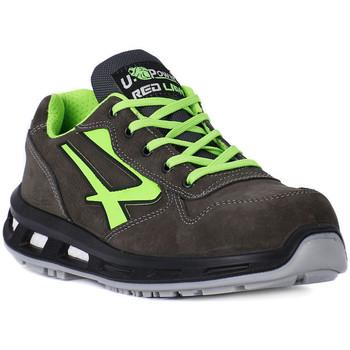 Shoes Men Low top trainers U Power YODA S3 SRC Multicolore