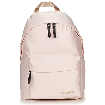Bags Women Rucksacks Bensimon CITY BACKPACK Pink