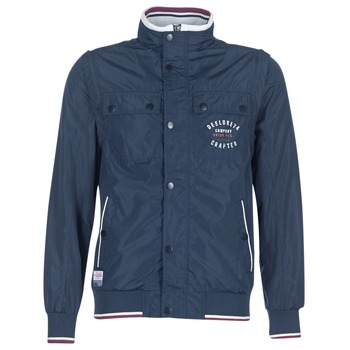 Clothing Men Jackets Deeluxe BRICE Marine